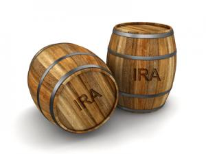 IRA Rollover - Barrels