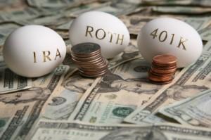 ira, roth-ira, 401(k)